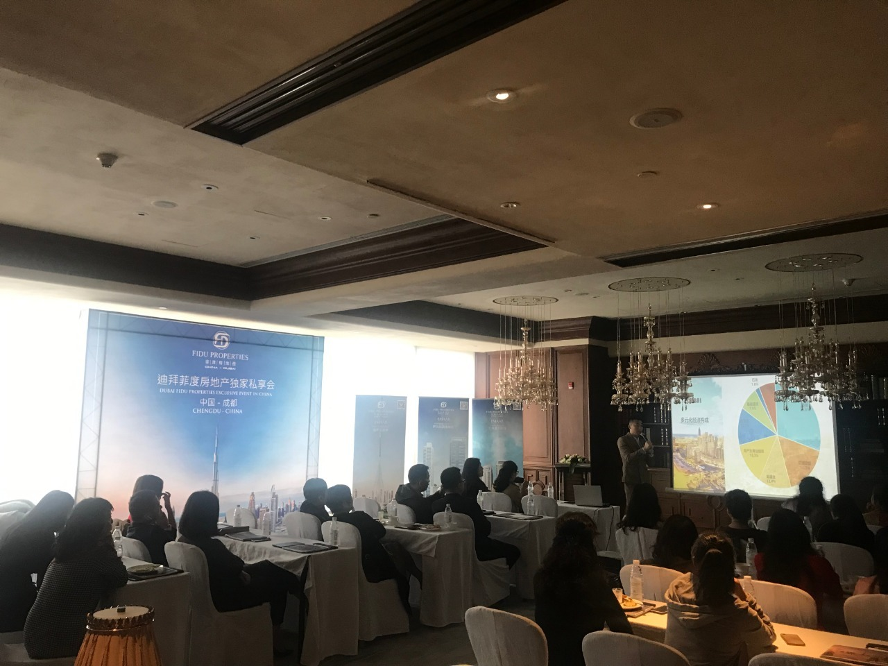 Fidu Properties held Private investment conference on Dubai real estate in China